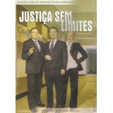 Box - Justiça Sem Limites - 3ª Temporada - 6 Dvds - Lacrado