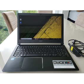 # Frete Grátis: Notebook Acer Aspire I5 8 Gb Hd Ssd 15,6