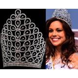Corona Reina Tiara Diadema Novia 15 Años Tocado Boda Fabans