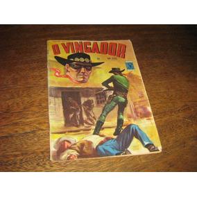 O Vingador Nº 36 Edi Outubrol 1966 Original Nico Rosso