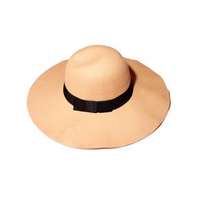 Sombreros Negros Ala Grande - Accesorios de Moda en Mercado Libre ... 5114bb0c919