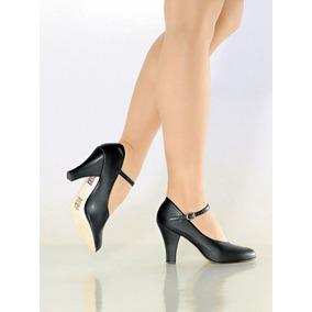 3e02afb74b Sapato Para Dança De Salão. Só Dança Ch52 Preto Nº37