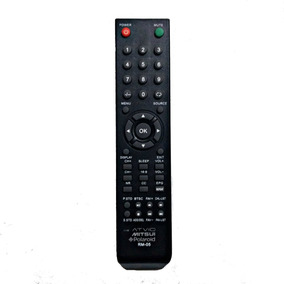 Control Remoto Mitsui Pantalla Mtv3212lcd + 4 Pilas Gratis