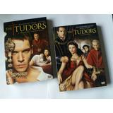 Série The Tudors Original (primeira E Segunda Temporadas).
