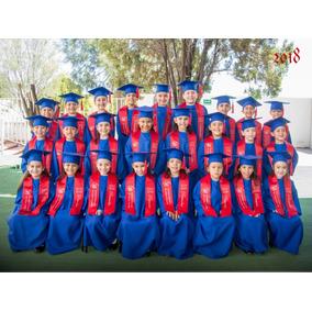 Togas Y Birretes De Graduación