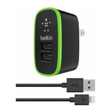 Cargador Belkin iPhone, Tipo C, Micro Usb, Huawei, Samsung