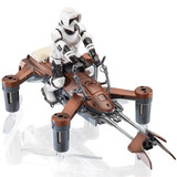 Propel Star Wars Speeder Bike 74-z Storm Trooper Drone Nuevo