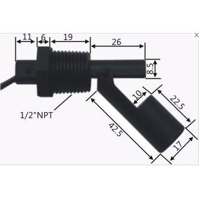 Kit C/5 Sensor Icos Tipo Chave Boia