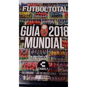 Revista Futbol Total Guia Clausura 2016 Portada Doble. Jalisco · Guia  Mundial 2018 Futbol Total d229d4803d48a