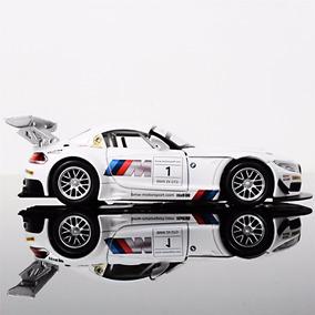 Carro Miniatura Bmw Z4 Gt3 /m3 Dtm 1:32 Racing Car Importado