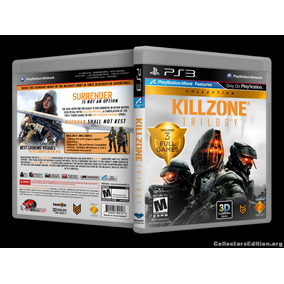 Killzone Trilogy Ps3 - Mídia Física | Garantia Playgorila