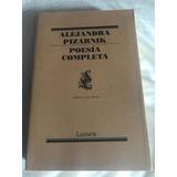 Alejandra Pizarnik Poesía Completa