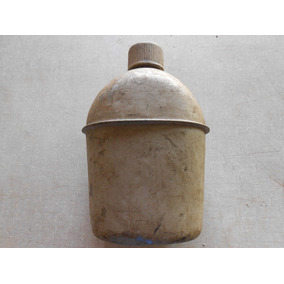 Cantil Inox Americano Us S.m. 2ª Guerra 1943 P Restaurar