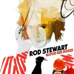 Cd Rod Stewart - Blood Bed Roses - Nuevo En Stock