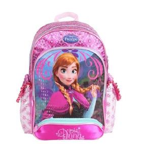 Mochila Frozen Anna Costas - Mochila Infantil Disney