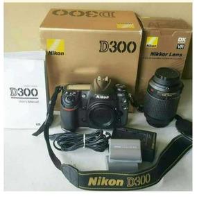 Camara Nikon D300