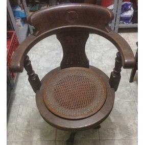 Antiguidades Rara Século. Xvii Cadeira De Caravelas