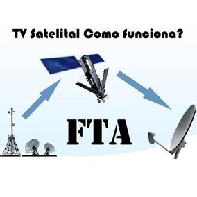 Canalera Iptv Hd 4k Para Ant.parabolica.amazonas.arsat