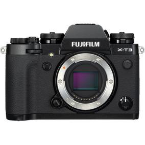 Corpo Câmera Mirrorless Fujifilm Xt3 Garantia Nfe
