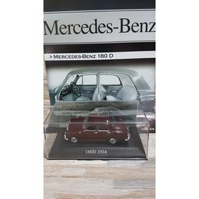 Mercedes Benz 180d 1/43 Miniatura Coleccion Ixo, C Fasciculo