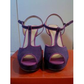 Zapatos Morados - Calzados en Mercado Libre Chile 8ccf54b49892