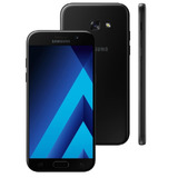 Samsung Galaxy A5 2017 A520 Preto 32gb,16mp Leia O Anúncio