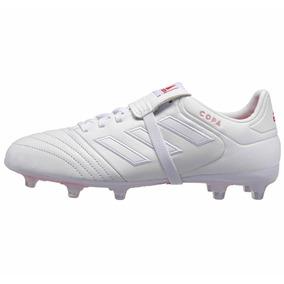 Botines Adidas Gloro Blancos - Botines Adidas Césped natural para ... 06fe03d00bc8d