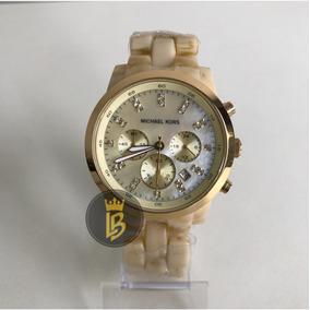 4377295f03abd Relógio Michael Kors Fem. Mk 3190 Prata Sem Caixa - Relógios De ...