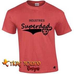 Playera Para Papás, Padres Mod 05 By Tigre Texano Designs