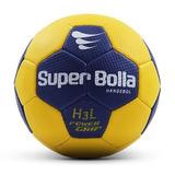 c6099e2c16 Bola De Handebol Power Grip Super Bolla Costurada A Mão H3l