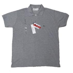 a65679f3a52d4 Kit Camisa Lacoste - Pólos Manga Curta Masculinas no Mercado Livre ...
