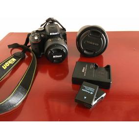 Nikon D5300 Dslr + Lente Nikon 35mm + Lente Tokina 11-16 Mm