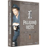 Box Dvd: Paladino Do Oeste 1ª Temporada - Original Lacrado