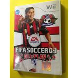 Juegos Nintendo Wii Original Fifa Soccer 9