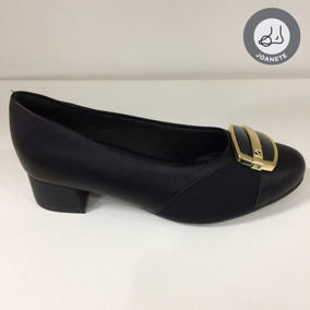 b969ad80c Scarpin Salto Baixo Vermelho Escuro Piccadilly - Sapatos no Mercado ...