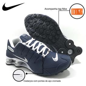 Nike Shox Nz 4 Molas Original Cores Fret Asics 4ecd39a115e97