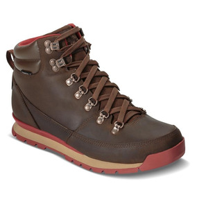 Bota Hombre The North Face Back To Berkeley Redux Leather Wp