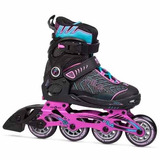 Rollers Extensibles Fila Patines Profesional Wizy Alu Abec 5
