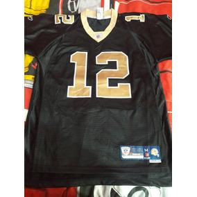 Santos De New Orleans Jersey De Futbol Americano Reebok Nfl en ... 0156b72a4e1