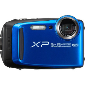 Fujifilm Camara Finepix Xp120 Azul - (ml)