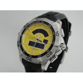 Relógio Tag Heuer Aquaracer Chronotimer Caf1011 - Original