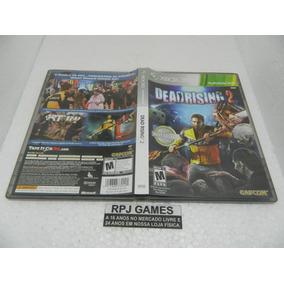 Dead Rising 2 Original Midia Fisica Completa Xbox 360 - Loja