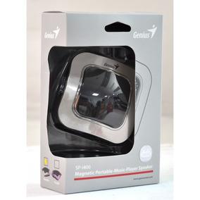 Parlantes Mini Genius Sp-i400 Magnetico Portatil Recargable