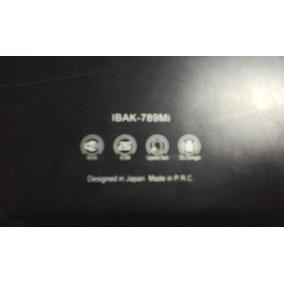 Placa Do Tablet Bak Com Alto Falantes Microfones E Caméras