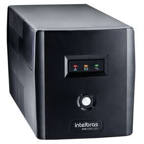 Nobreak Intelbras 1200va Mono 127v P/ Pc Cftv Dvr Camera