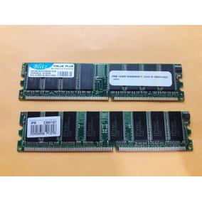 Memoria Ram Pc2700 De 256 Mb Y Ddr400 De 512mb Para Pc