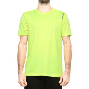 Playera Reebok Hombre Verde S98915