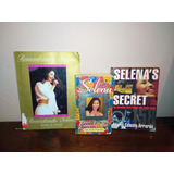 Selena 3 Libros Coleccionables