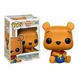 Funko Pop #252 - Disney - Winnie The Pooh - Original Nuevo!