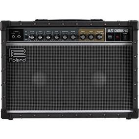 Roland Jc-40 Jazz Chorus Amp Guitarra